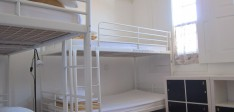 Basic Mixed Dorm 6 Beds With Shared WC