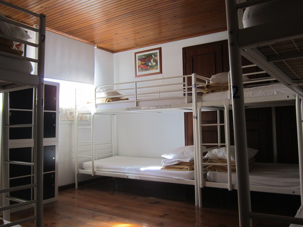 Basic Mixed Dorm 8 Beds With Shared WC